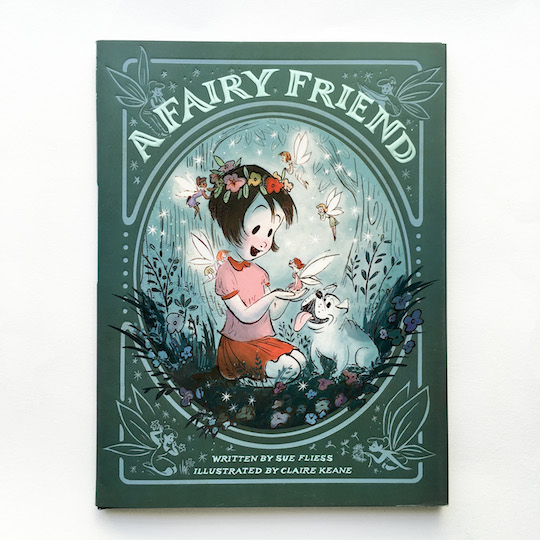 Arlo's Book Club Magical Wonderment: A Fairy Friend