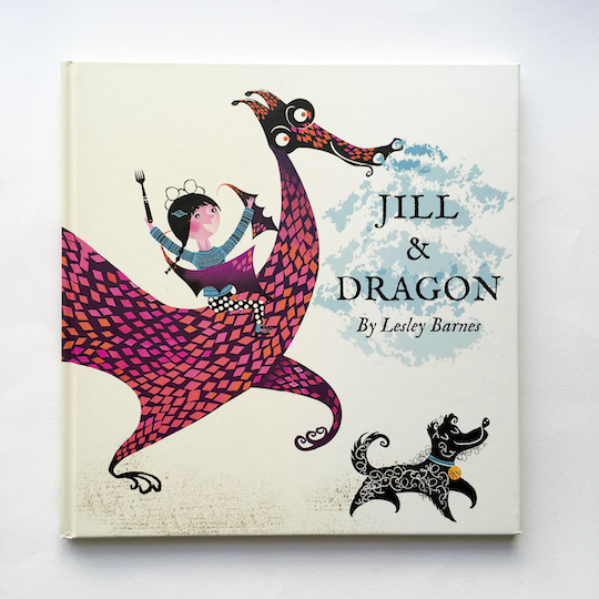 Arlo's Book Club Magical Wonderment: Jill and the Dragon
