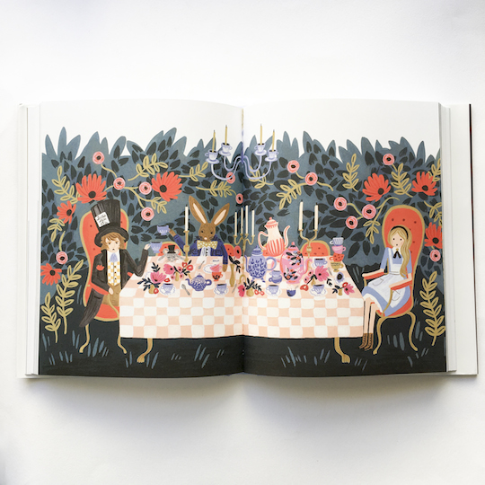 Arlo's Book Club Magical Wonderment: Alice in Wonderland