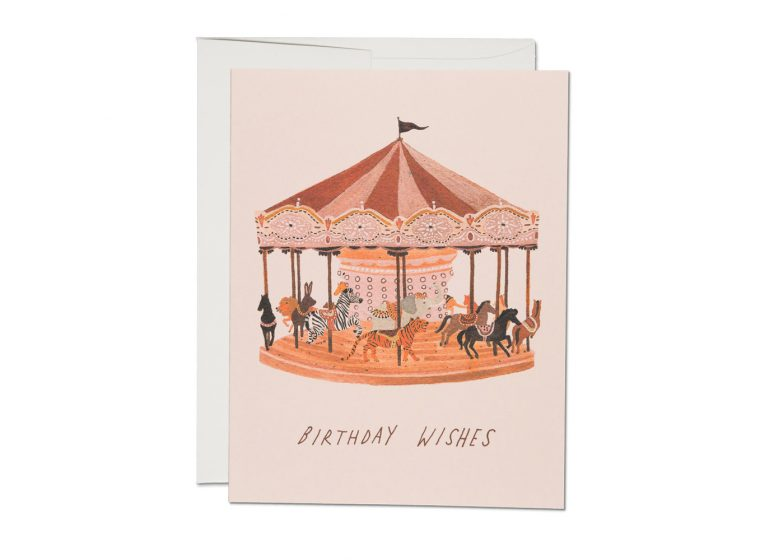 Carousel Wishes