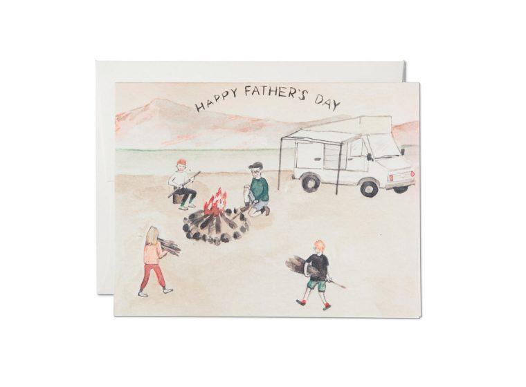 Dad's Motorhome