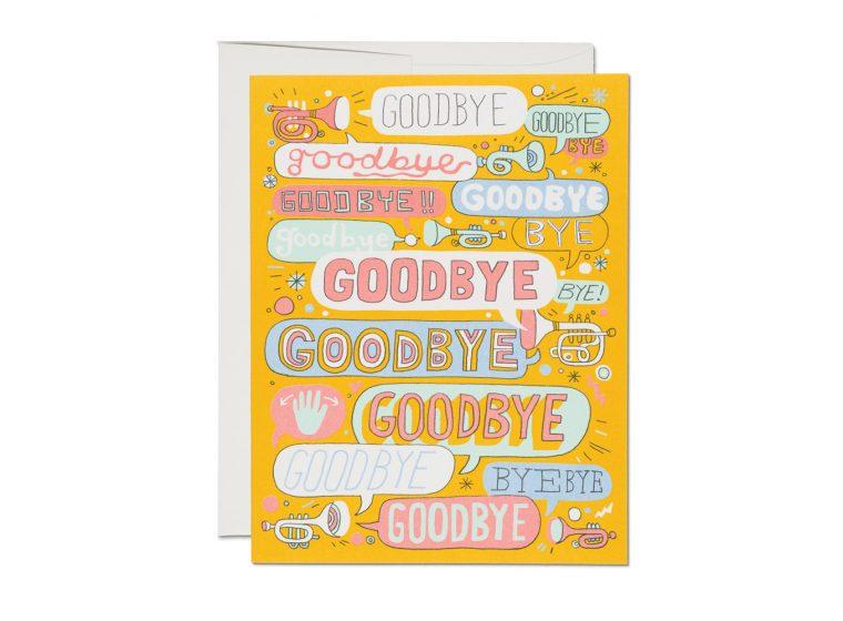 Many Goodbyes