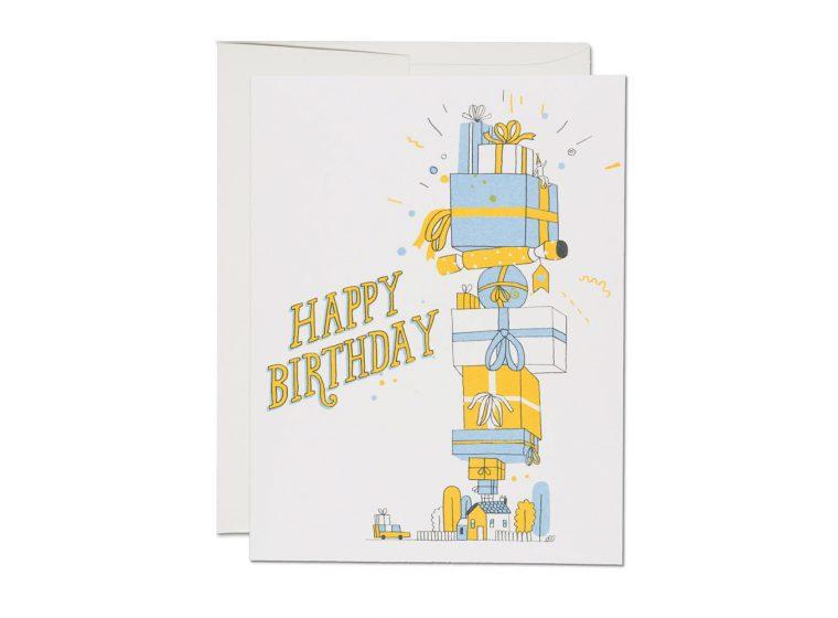 Birthday Architecture