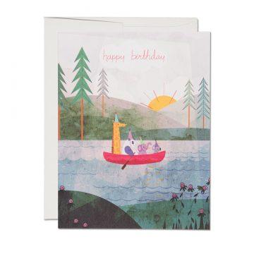 Four Canoe