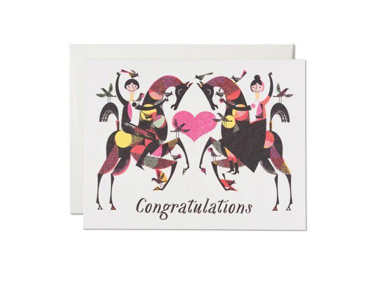 Congratulations Horses