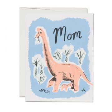 Pink Dinosaur Mom