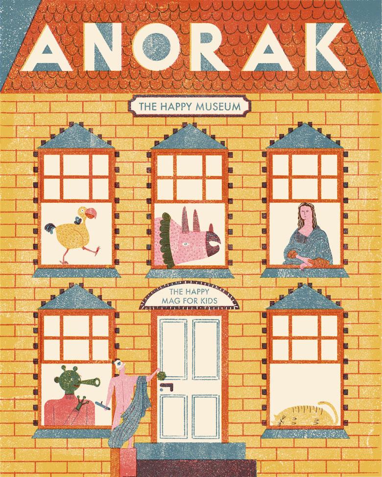 Anorak Cover Dziadosz