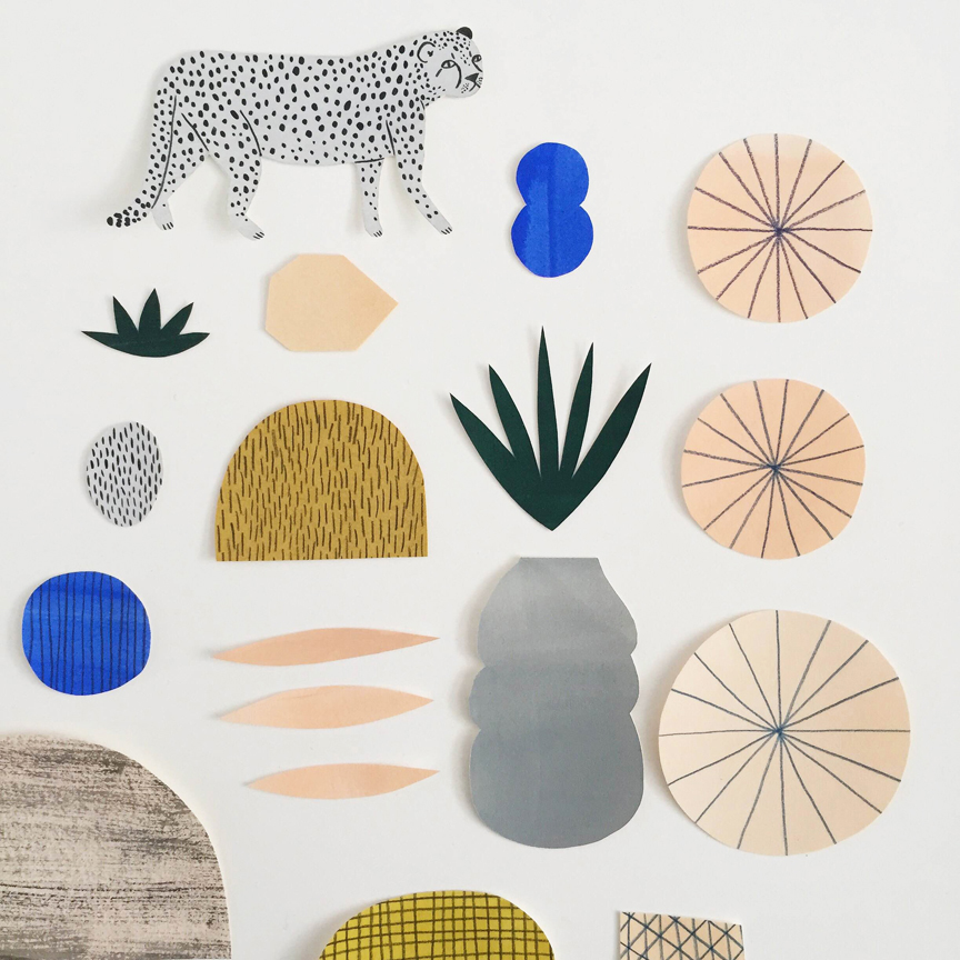 Papercuts by Kate Pugsley