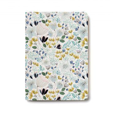 April Bouquet Notebook