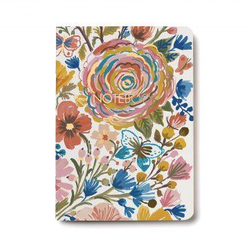 Elegant Sage Notebook