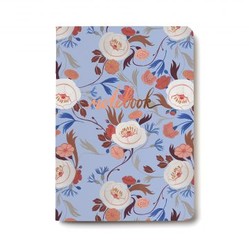 Indian Summer Notebook