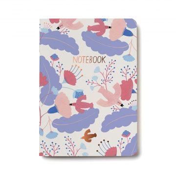 Candy Birds Notebook