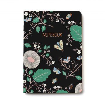 Moth Magic Notebook