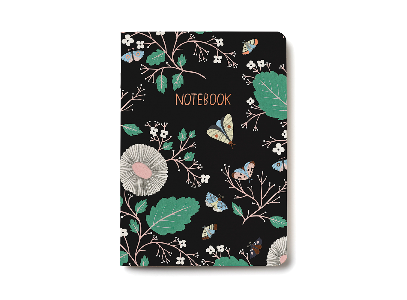 Moth Magic Notebook