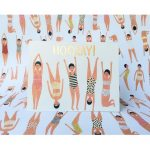 Swimming Ladies by Kate Pugsley For Red Cap Cards