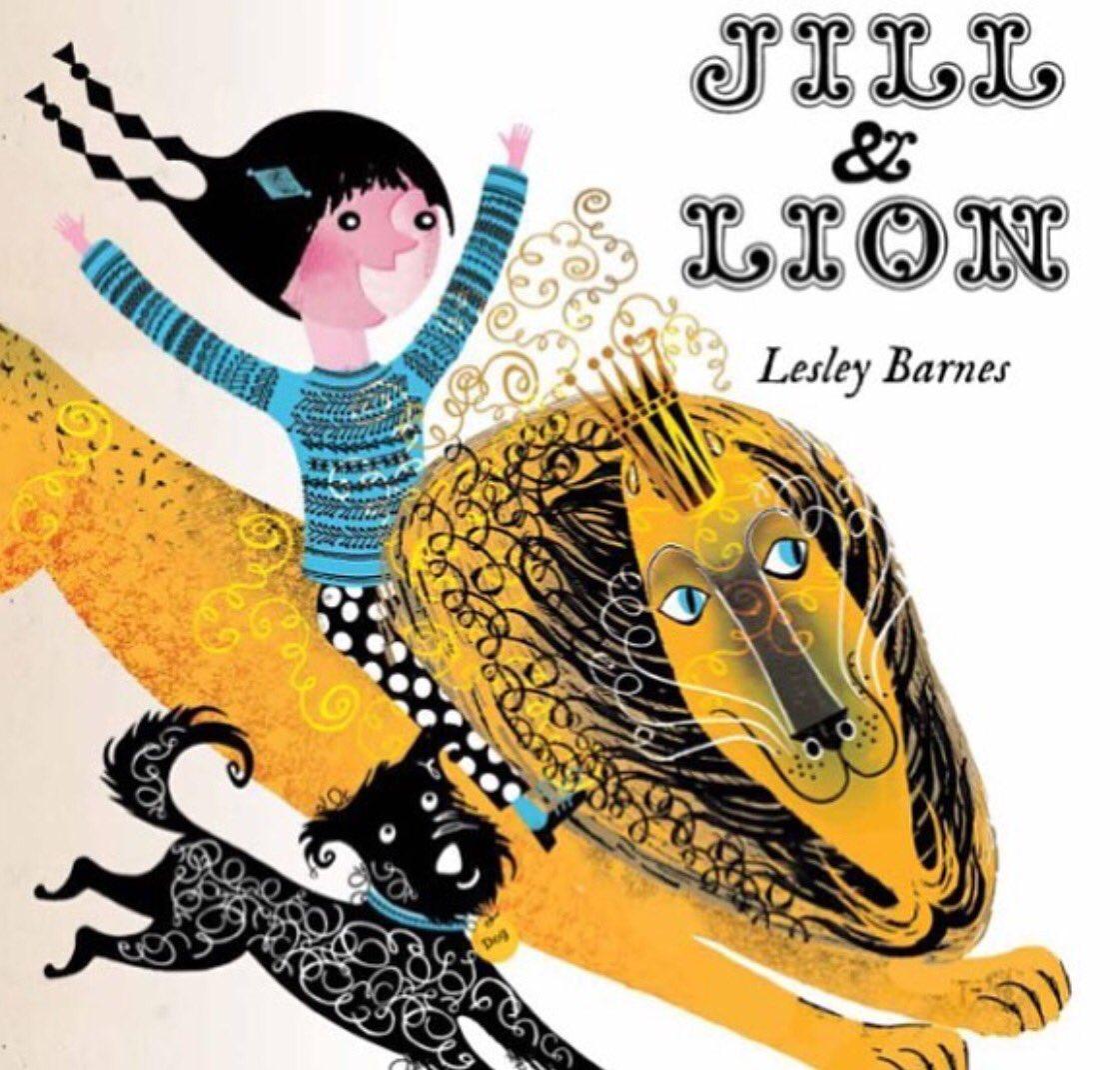 Jill & Lion
