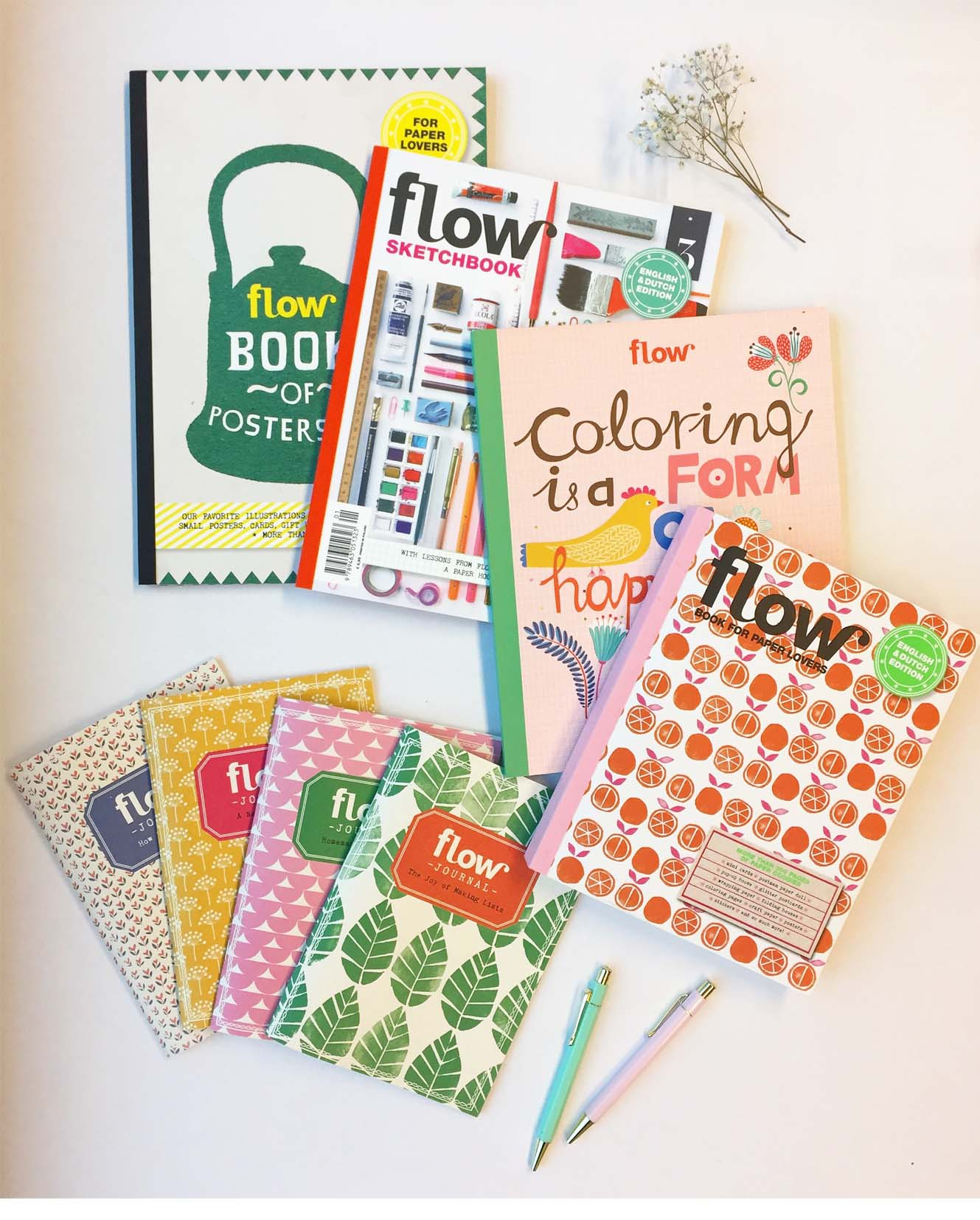 Flow Magazine Creative Kit