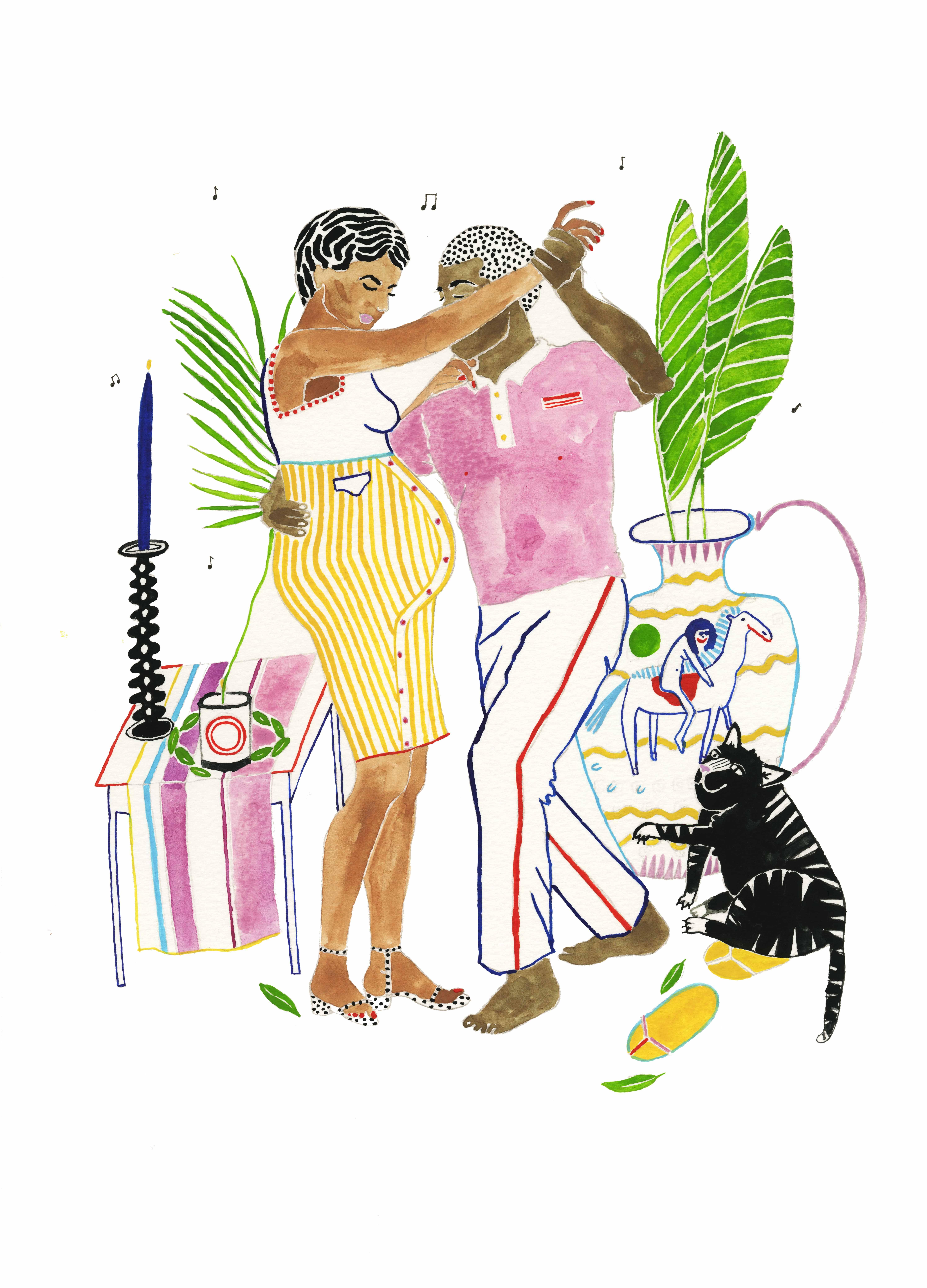 Ciao Bambino by Priscilla Weidlein
