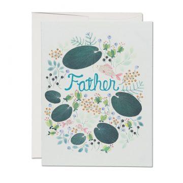 Underwater Father