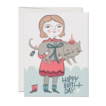Birthday Fat Cat