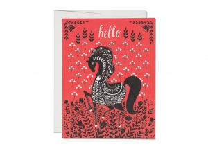 Hello Black Horse