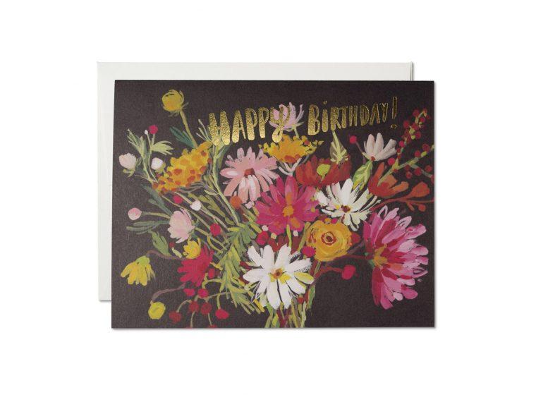 Vintage Birthday Bouquet
