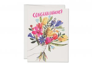 Congratulations Hand Bouquet