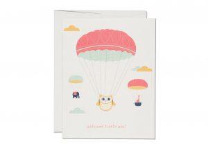 Owl Parachute