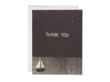 Boat Thank You