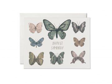 Sympathy Butterflies