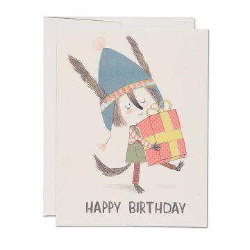 Birthday Vole