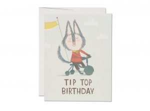 Birthday Tricycle
