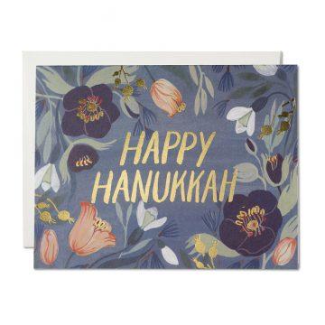 Hanukkah Flowers