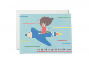 Stay Strong Be Positive