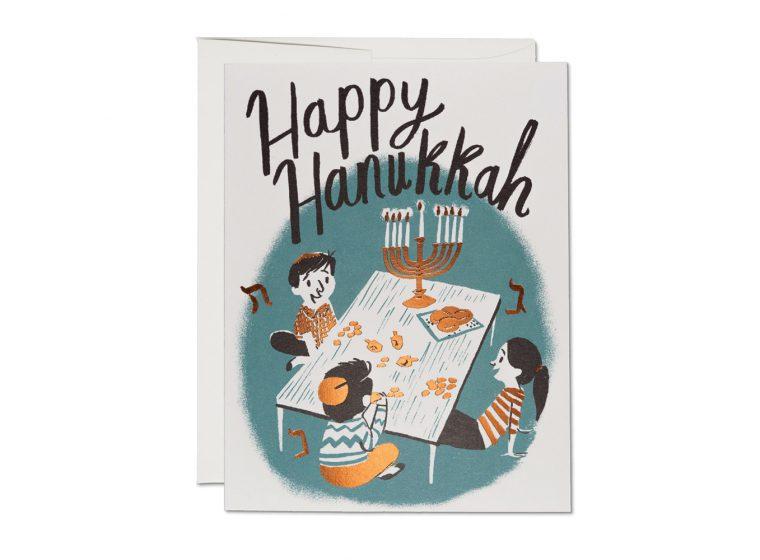 Family Hanukkah