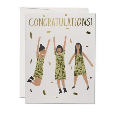 Three Women Congrats