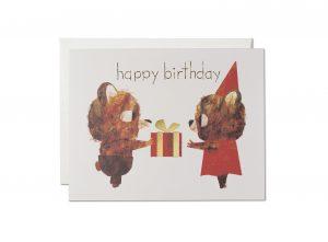 Two Bears Birthday