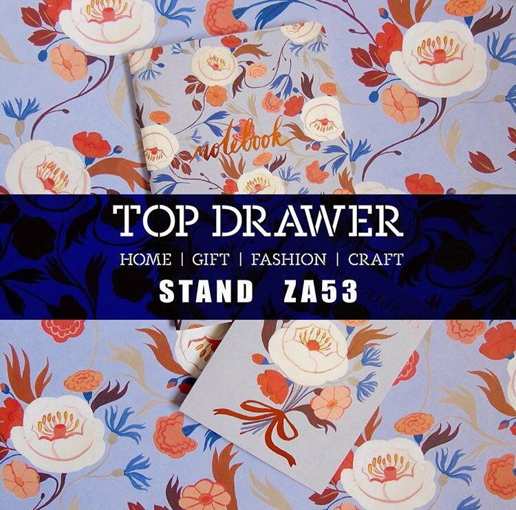top drawer red cap cards