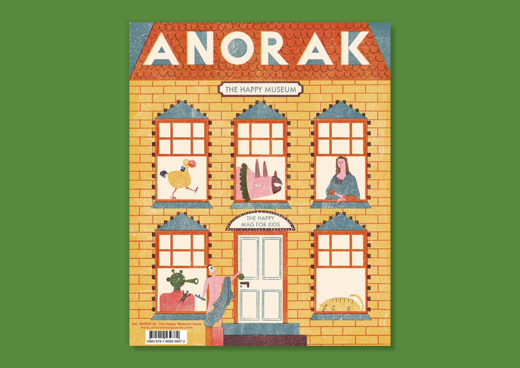 Anorak Magazine Issue 39