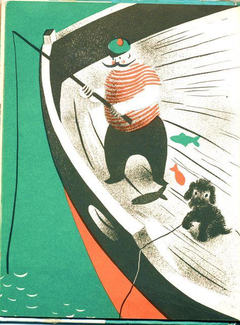 Red Cap Cards Artist Spotlight: Leonard Weisgard