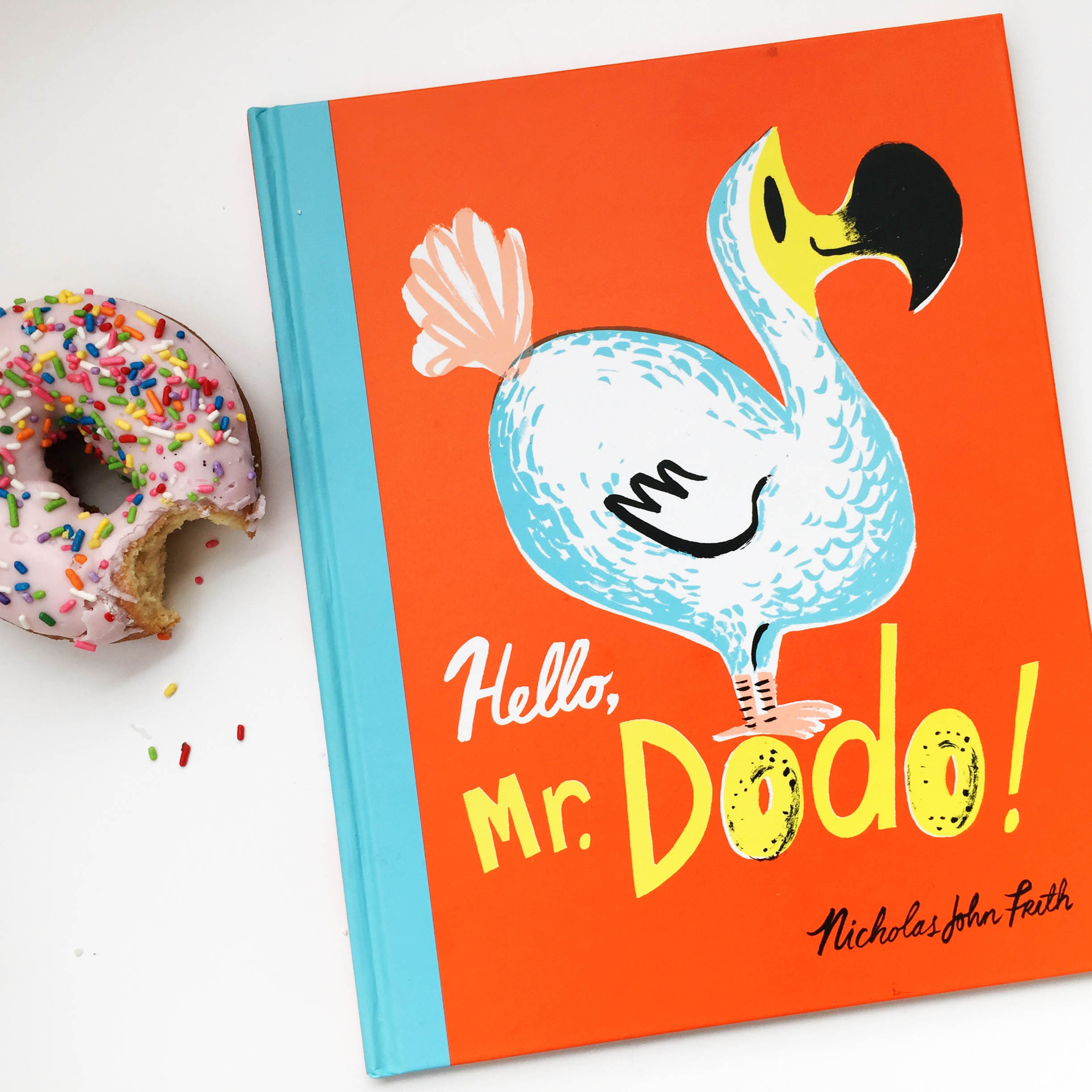Hello, Mr Dodo by Nicholas John Frith