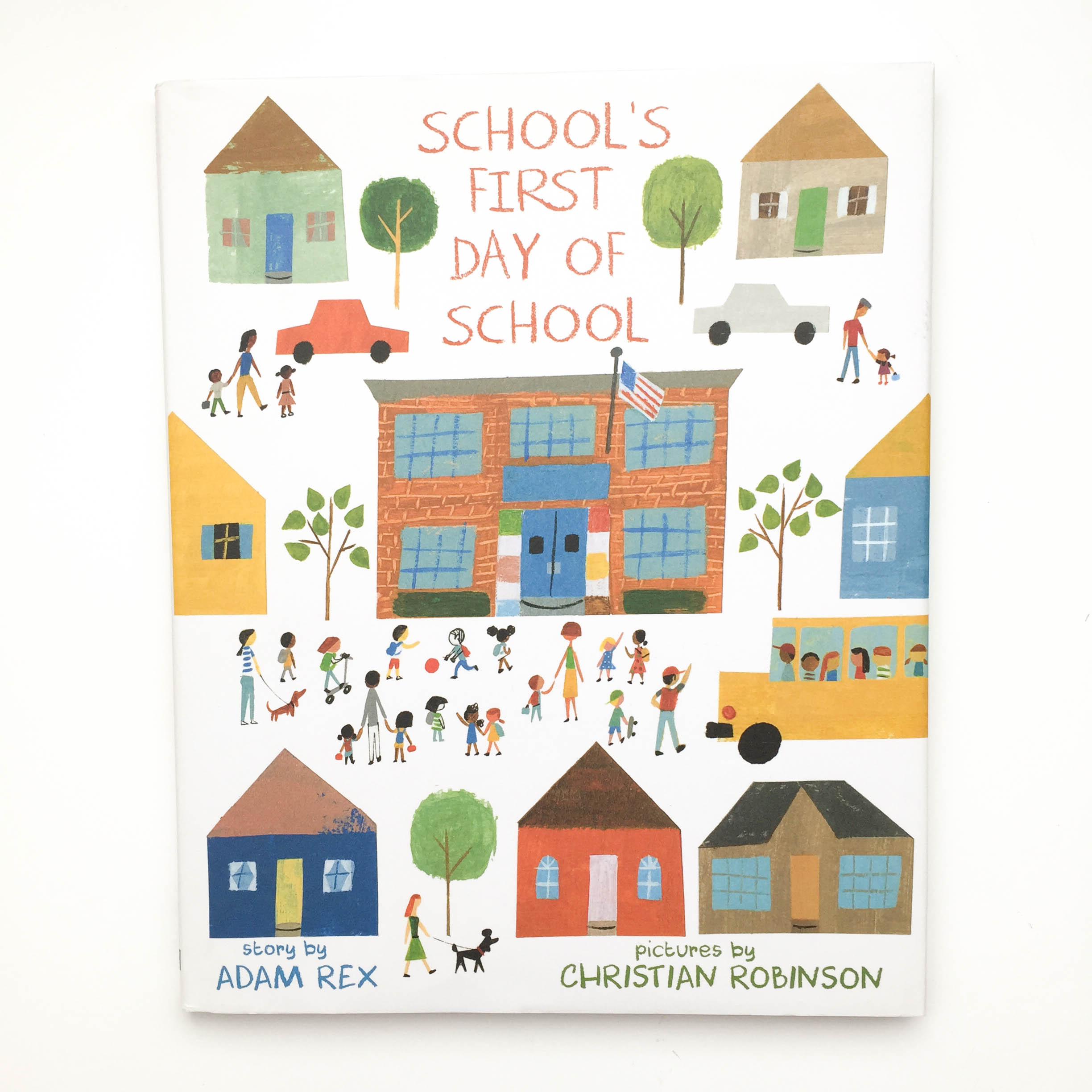 Arlo's Book Club: Back to School – Red Cap Cards
