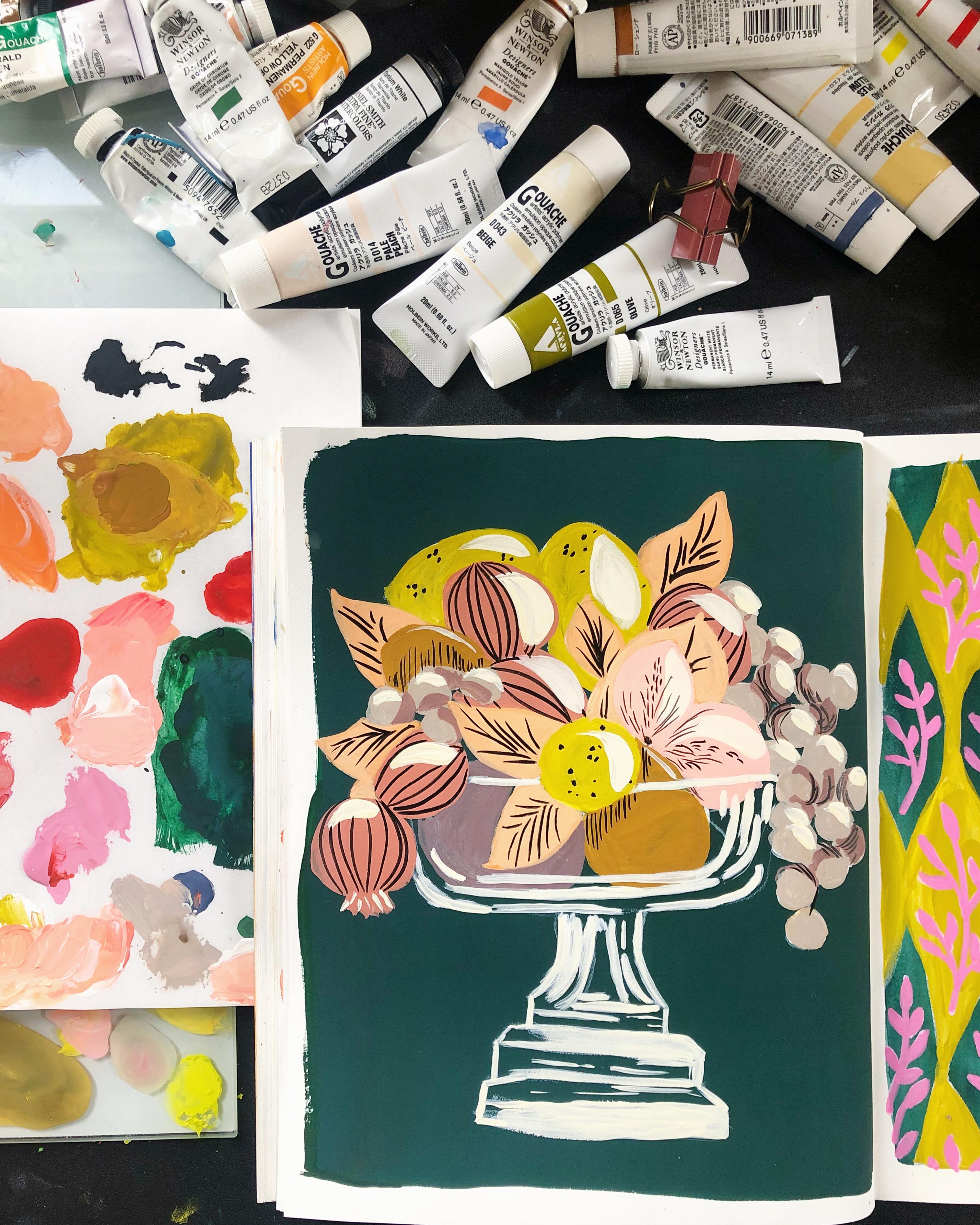 Artist Spotlight: Dylan Mierzwinski
